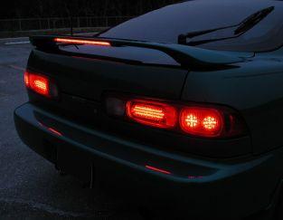 Future Modification Ideas For The Acura Integra - Acura integra headlights